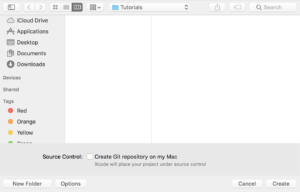 Save Xcode Project